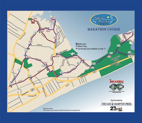 Hamptons Marathon